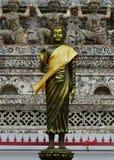 Imagens antigas de Buddha Wat Arun Temple Imagens de Stock