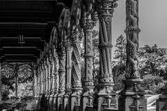 Imagens clássicas em preto e branco Fotos de Stock Royalty Free