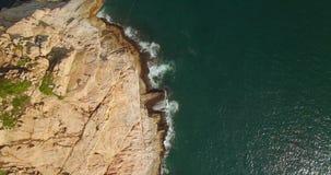 Imagens da praia video estoque