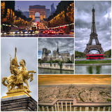 Imagens de Paris Imagem de Stock
