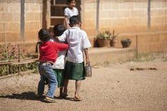 Imagens do curso de Myanmar Fotografia de Stock