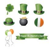 Imagens do dia do St. Patrick Fotografia de Stock
