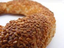 Imagens dos pretzeis para fornos do pão Imagem de Stock