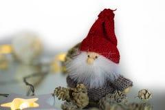 Imagens e ilustrações do Natal Santa Clauss de espera foto de stock royalty free