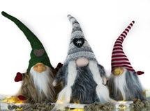 Imagens e ilustrações do Natal Santa Clauss de espera fotos de stock