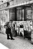 Imagens para a venda em Lisboa imagem de stock royalty free