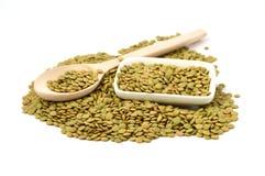 Imagens secas das lentilhas Imagem de Stock