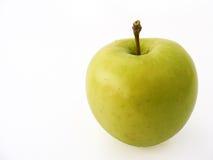 Imagens verdes da maçã para o empacotamento do suco de fruto Imagem de Stock