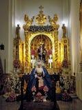Images教会Alhaurin de la Torre 免版税库存图片