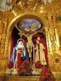 Images教会Alhaurin de la Torre 库存图片