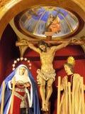 Images教会Alhaurin de la Torre 库存照片