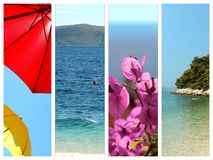 Images of croatia and adriatic sea Stock Photos