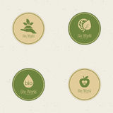 images d'écologie d'eco beaucoup mon monde de portefeuille Images stock
