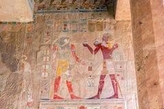 Images de couleur d'Egypte antique image libre de droits