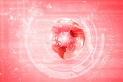 Images de la terre d'affaires illustration de vecteur