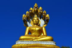 NAK Prok Bouddha de Phra Photographie stock