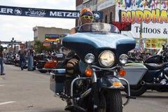 Images de rassemblement le Dakota du Sud de sturgis Image stock