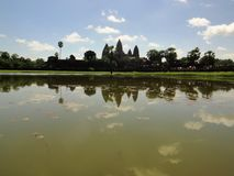Images du Cambodge de temple d'Angkor Vat photos libres de droits
