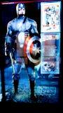 Images du ` s de capitaine America photographie stock libre de droits