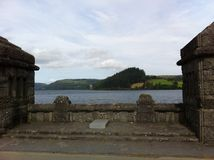 Images of Lake Vyrnwy - Mid-Wales Royalty Free Stock Image