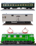 Images of rail transport Stock Images