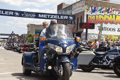 Images of sturgis rally south dakota Stock Photo