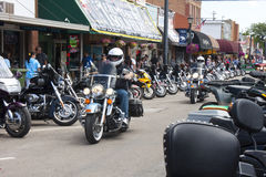 Images of sturgis rally south dakota Royalty Free Stock Image