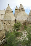 Images of the tent rocks Stock Photos