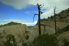 Images of the tent rocks Stock Images