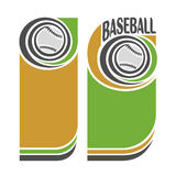Images for text on the subject of baseball. Background images for text on the subject of baseball Stock Photo