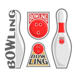 Images on the theme of bowling Stock Photos
