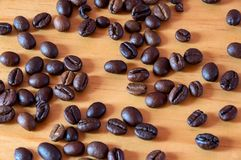 Coffee beans for trade, sell, design stock photos