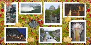Images from western Canada Royalty Free Stock Image