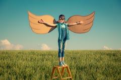 Imaginação e conceito da liberdade imagens de stock royalty free