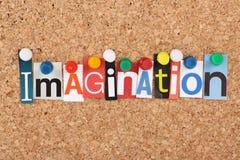 Imaginación Imagen de archivo libre de regalías