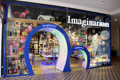 Imaginarium toy store Royalty Free Stock Photos