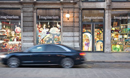 Imaginarium toys store Stock Photos