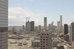 Imaginary city 92 Stock Photo