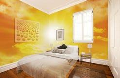 Imaginary Room Stock Image