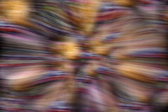 Imagination colorée de fluctuation photos stock