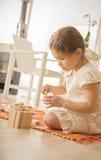 Imagination d'enfants ou concept de créativité photographie stock libre de droits