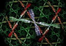 Imagination de fractale Photos libres de droits