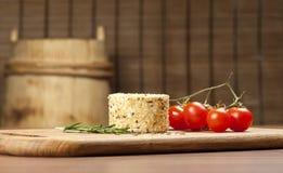 Imagination de fromage Images libres de droits