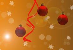 Imagination de Noël illustration stock