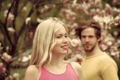 Imagination de secrets de couples Histoires d'amour, relations, couple heureux famille Images stock