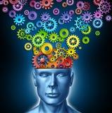 Imagination humaine Image stock