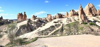 Imagination Valley, Cappadocia Stock Photography