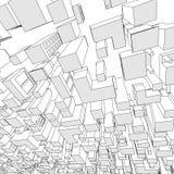 Imaginative architecture Stock Photos