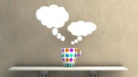 Imaginative bowl Stock Photos