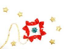 Imaginative Christmas decorations Stock Image